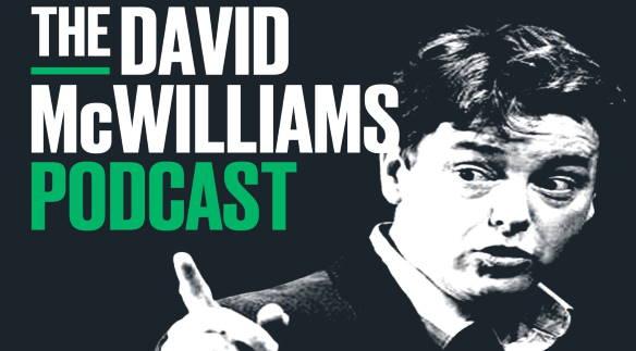 david mcwilliams podcast