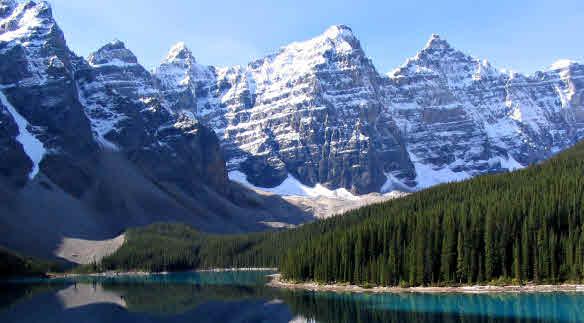 Banff Mountain 1