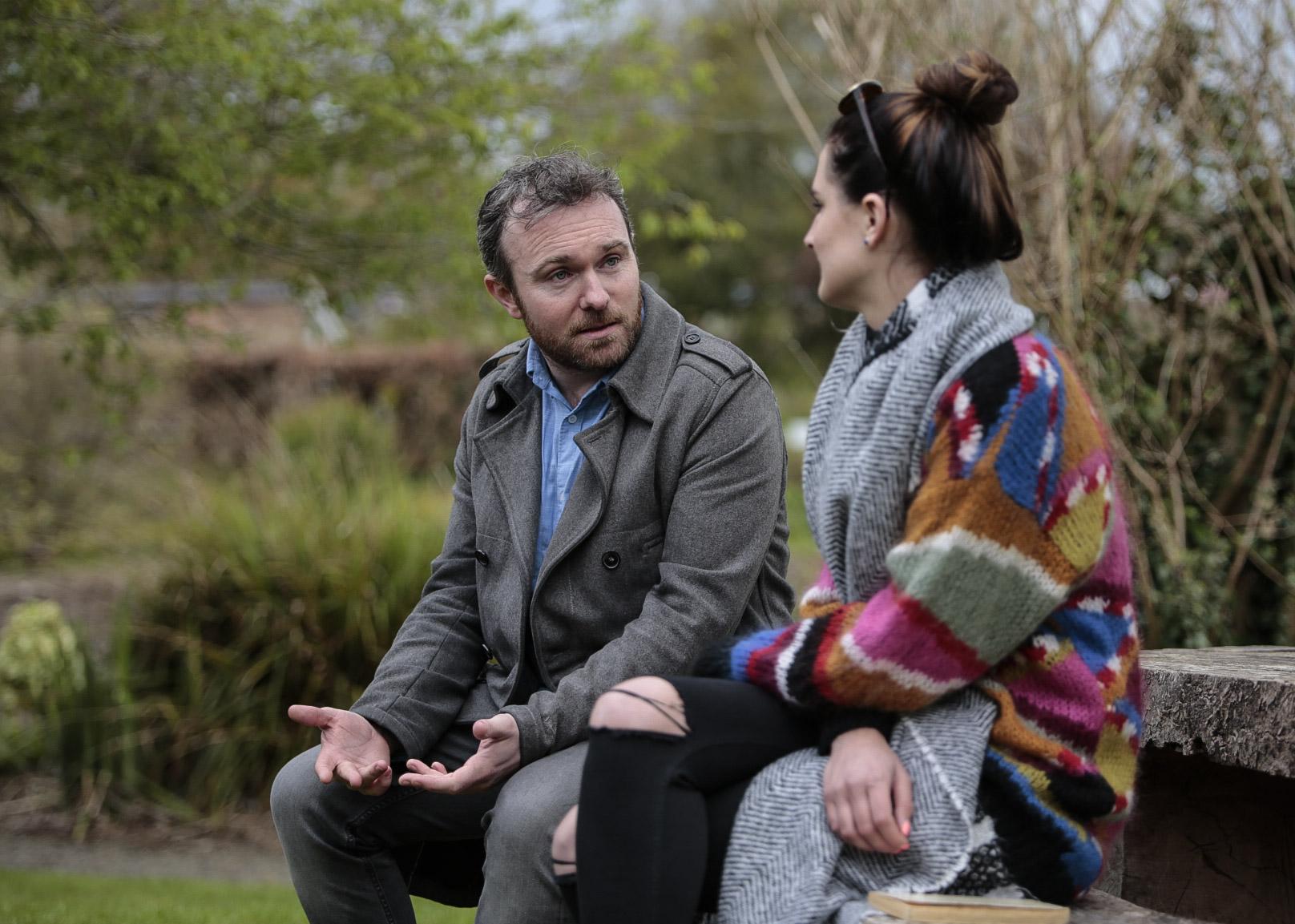 Rob Harrington in Forgiveness