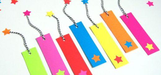 Brilliant Bookmarks holding image