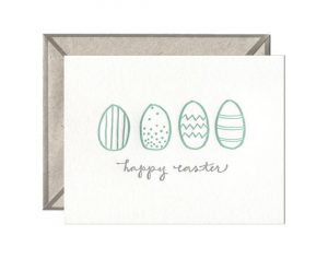 Drop in Easter Card Making Holding Image