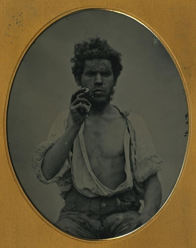 Irish Labourer