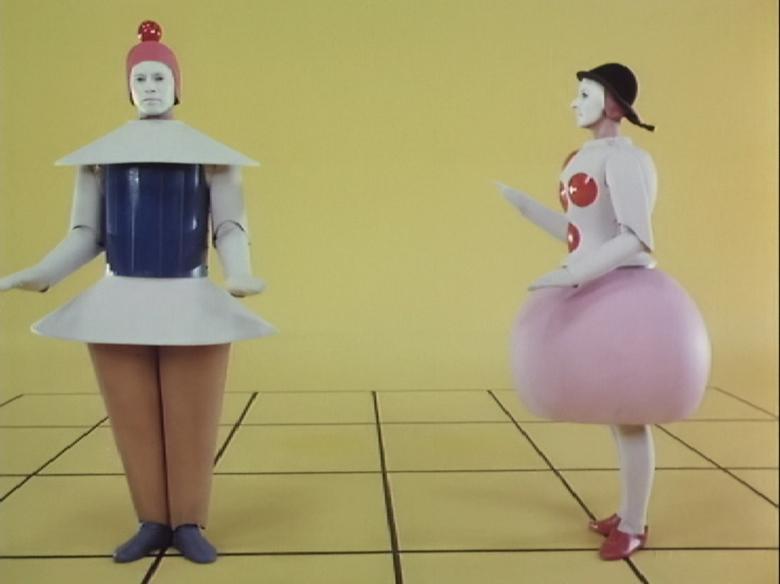 Schlemmer Bauhaus Film Stage Dance
