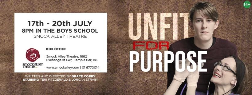 Unfit For Purpose Facebook Cover