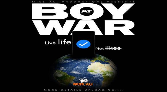 boy at war 2020 event