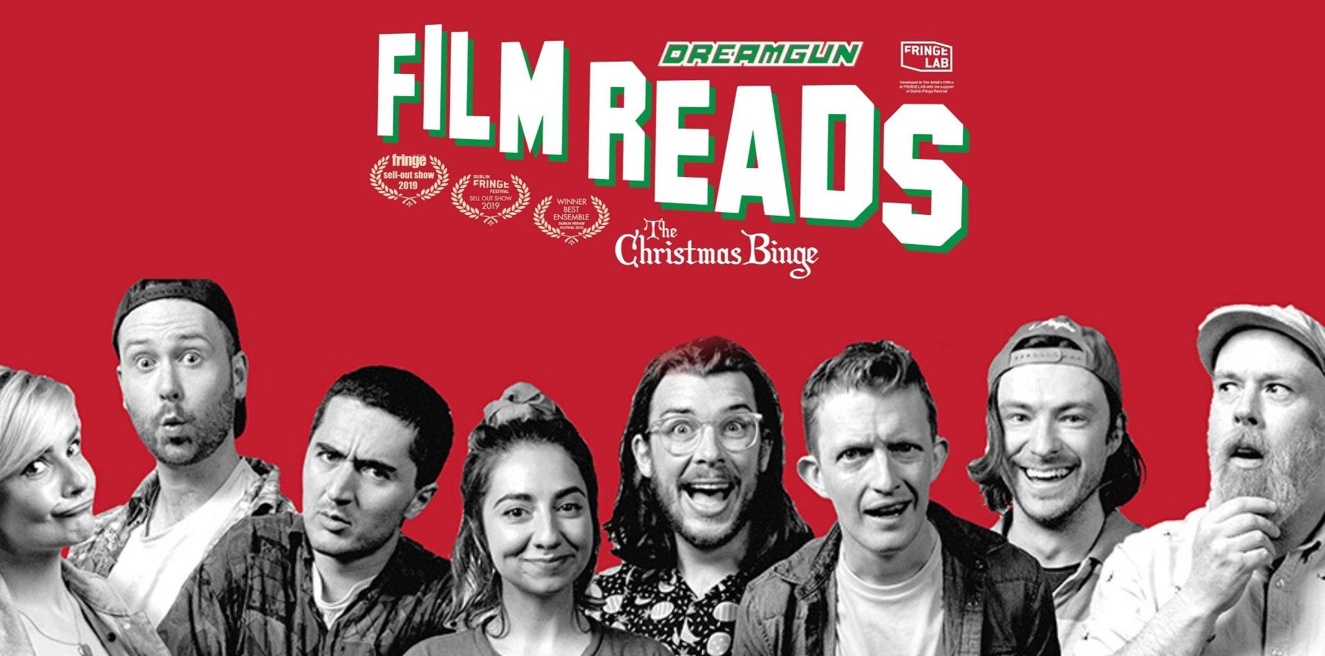 Dreamgun Film Reads : The Christmas Binge