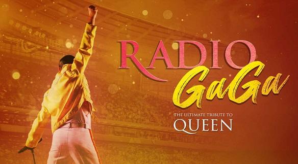 RADIO GA GA - Celebrating the Champions of Rock Queen