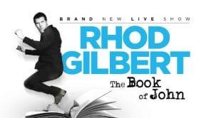 rhod gilbert book