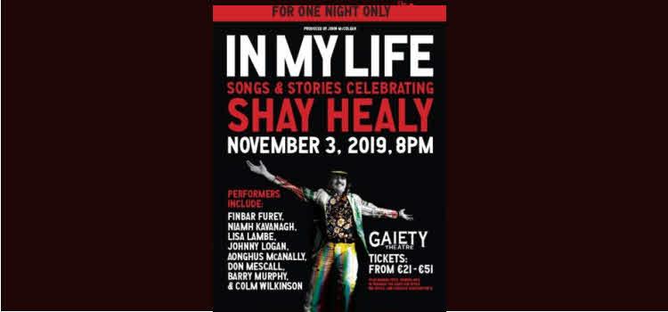 shay healy