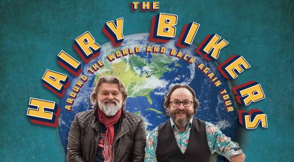 the hairy bikers