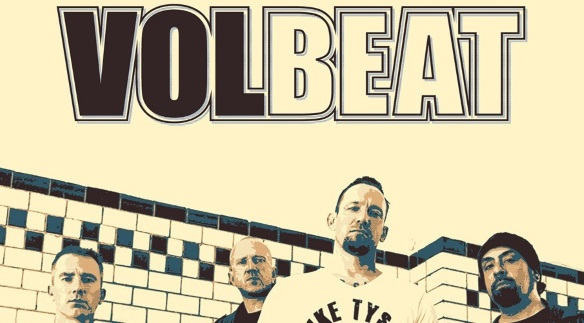 volbeat event